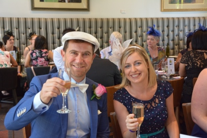 Melbourne Cup 2017 at The Wembley