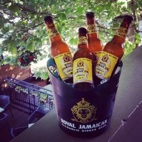 Royal Jamaican Ginger Beer Buckets